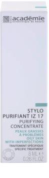 Academie Oily Skin roll-on для проблемної шкіри