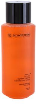 Academie Oily Skin felszín alatti zsírcsökkentő normalizáló tonikum
