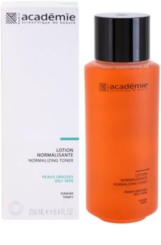 Academie Oily Skin lozione tonica normalizzante per la riduzione del sebo