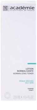 Academie Oily Skin normalizačné tonikum pre redukciu kožného mazu