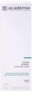 Academie Oily Skin tonic pentru curatare pentru pielea cu imperfectiuni