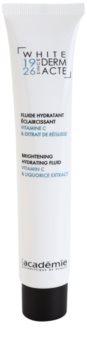 Academie Derm Acte Whitening fluido hidratante iluminador