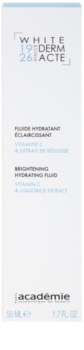 Academie Derm Acte Whitening posvjetljujući hidratantni fluid