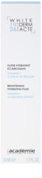 Academie Derm Acte Whitening rozjasňujúci hydratačný fluidný krém