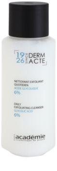 Academie Derm Acte Whitening peeling enzimatic cu acid glicolic 6%