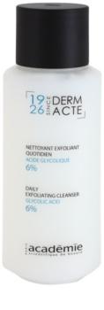 Academie Derm Acte Whitening scub con enzimi e acido glicolico al 6%