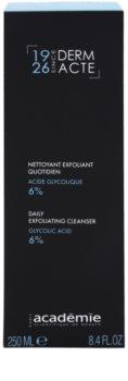 Academie Derm Acte Whitening peeling enzimático com ácido glicólico 6%