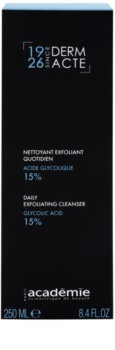 Academie Derm Acte Whitening enzymatický peeling s kyselinou glykolovou 15%