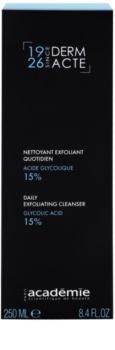Académie Derm Acte Whitening exfoliant enzymatique à l'acide glycolique 15%