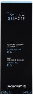 Academie Derm Acte Whitening peeling enzimatic cu acid glicolic 15%