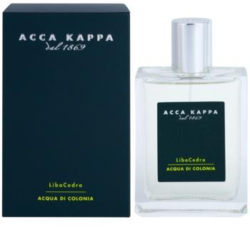 Acca Kappa Libocedro Eau de Cologne für Herren 100 ml