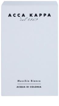 Acca Kappa Muschio Bianco одеколон унісекс 100 мл