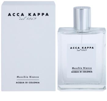 Acca Kappa Muschio Bianco Eau de Cologne unisex 100 ml