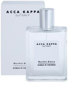 Acca Kappa Muschio Bianco одеколон унисекс 100 мл.