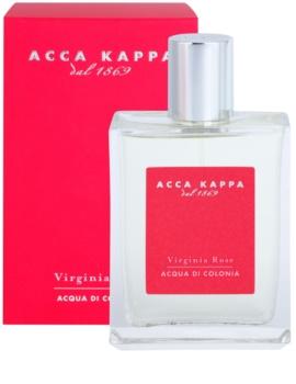 Acca Kappa Virginia Rose woda kolońska dla kobiet 100 ml