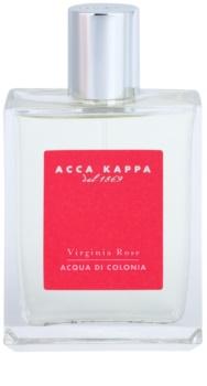 Acca Kappa Virginia Rose Eau de Cologne for Women 100 ml