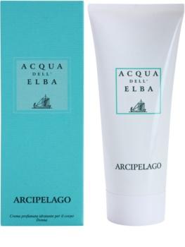 Acqua dell' Elba Arcipelago Women testápoló krém hölgyeknek 200 ml