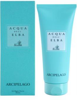 Acqua dell' Elba Arcipelago Women tusfürdő gél hölgyeknek 200 ml