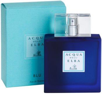 Acqua dell' Elba Blu Men eau de toilette férfiaknak 100 ml