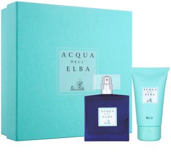 Acqua dell' Elba Blu Men подаръчен комплект I.