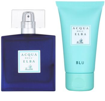 Acqua dell' Elba Blu Men confezione regalo I.