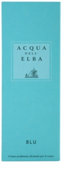 Acqua dell' Elba Blu Men telový krém pre mužov 200 ml