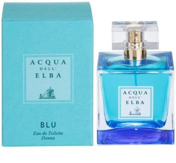 Acqua dell' Elba Blu Women eau de toilette hölgyeknek 100 ml