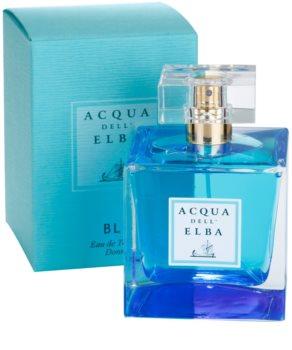 Acqua dell' Elba Blu Women Eau de Toilette voor Vrouwen  100 ml