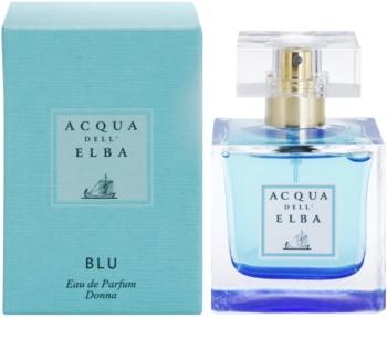 Acqua dell' Elba Blu Women eau de toilette pour femme 50 ml