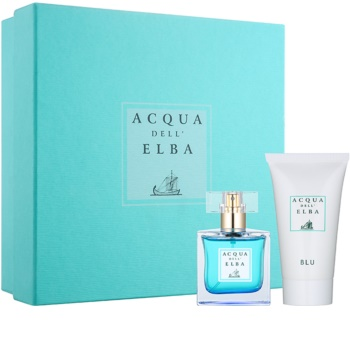 Acqua dell' Elba Blu Women darilni set II.