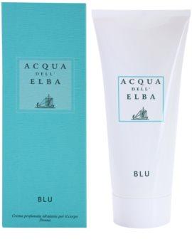 Acqua dell' Elba Blu Women Κρέμα σώματος για γυναίκες 200 μλ