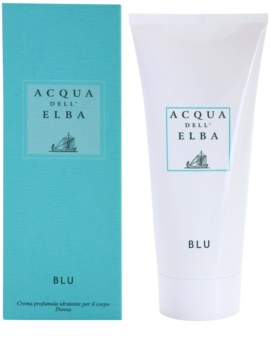 Acqua dell' Elba Blu Women Bodycrème  voor Vrouwen  200 ml