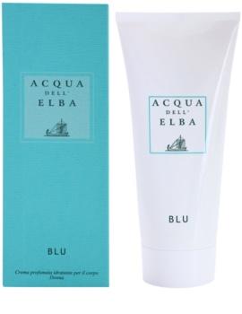 Acqua dell' Elba Blu Women tělový krém pro ženy 200 ml