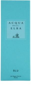 Acqua dell' Elba Blu Women tusfürdő nőknek 200 ml