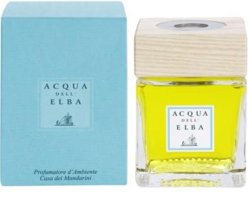 Acqua dell' Elba Casa dei Mandarini diffuseur d'huiles essentielles avec recharge 200 ml