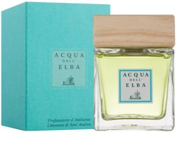 Acqua dell' Elba Limonaia di Sant'Andrea aroma difuzer s punjenjem 200 ml