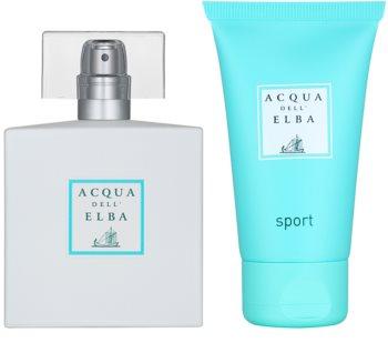 Acqua dell' Elba Sport Geschenkset I.