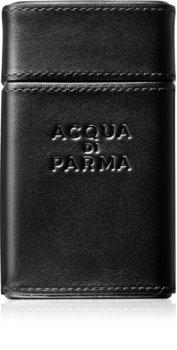 Acqua di Parma Colonia Colonia Essenza κολόνια + δερμάτινη θήκη για άντρες 30 μλ