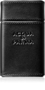 Acqua di Parma Colonia Colonia Essenza kolonjska voda + usnjena torbica za moške 30 ml