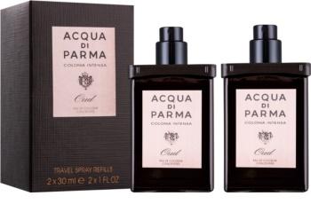 Acqua di Parma Colonia Intensa Oud Eau de Cologne unisex 2 x 30 ml