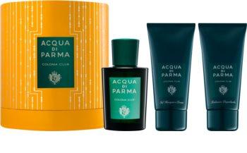 Acqua di Parma Colonia Colonia Club darčeková sada II.