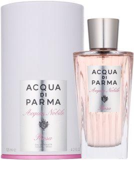 Acqua di Parma Nobile Acqua Nobile Rosa Eau de Toilette para mulheres 125 ml