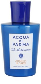 Acqua di Parma Blu Mediterraneo Arancia di Capri telové mlieko unisex 200 ml