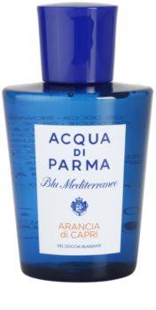 Acqua di Parma Blu Mediterraneo Arancia di Capri Τζελ για ντους unisex 200 μλ