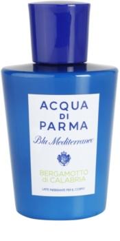 Acqua di Parma Blu Mediterraneo Bergamotto di Calabria testápoló tej unisex 200 ml
