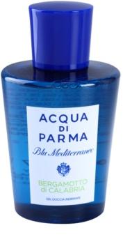 Acqua di Parma Blu Mediterraneo Bergamotto di Calabria tusfürdő gél unisex 200 ml