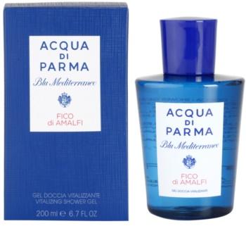 Acqua di Parma Blu Mediterraneo Fico di Amalfi Τζελ για ντους για γυναίκες 200 μλ