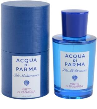 Acqua di Parma Blu Mediterraneo Mirto di Panarea Eau de Toillete unisex 75 μλ