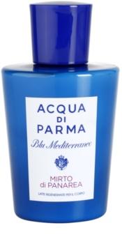 Acqua di Parma Blu Mediterraneo Mirto di Panarea latte corpo unisex 200 ml