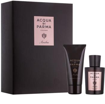 Acqua di Parma Ambra ajándékszett I.